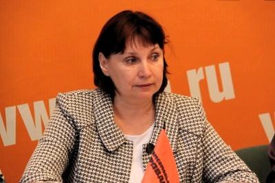 Начальник учебно-методического управления СЛИ Зинаида Александровна Боровлева